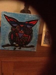 My Echo Owl