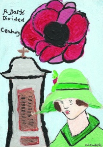A painting I did to commemorate the centenary of WW1